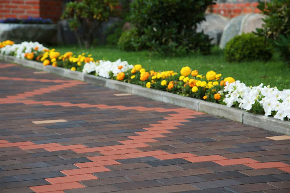 Home Driveway Design Ideas: Beautiful Paver Driveway Ideas For Your Household